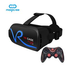 Bong Buy VR Headset Glasses Virtual Reality Bluetooth Touch Button Control VR Glasses for Movies Video Gamesfor Samsung seriesLG Nexuspixel LXL Rose ** Learn more by visiting the image link. Cas, Virtual Reality Glasses, Lg G3, 3d Glasses, Vr Headset, All In One, Iphone 7, Bluetooth, Video Games