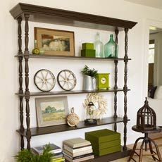 How To Make An Open Shelving Unit