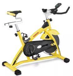 bicicleta indoor spinning fija bici 18kg la casa del fitness
