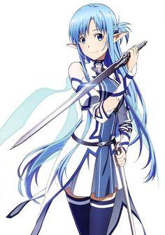 Asuna, ALO | Sword Art Online
