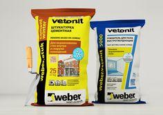 Weber Vetonit Dry Mixes Cement