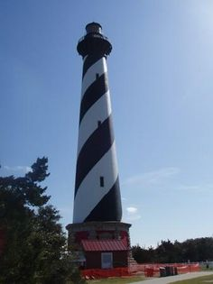Kill Devil Hills, NC: Cape Hatteras lighthouse