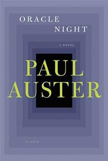 Oracle Night By: Paul Auster