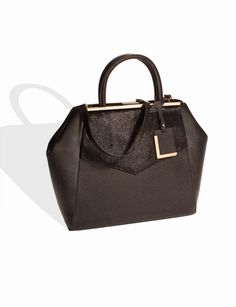 Haircalf Pocket Tote from THELIMITED.com $98