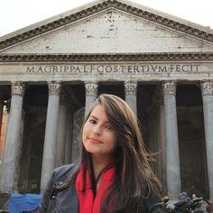 Panteão de Roma  by carolsuncao