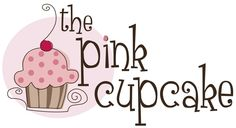 The Cupcake Logo Cupcake Logo, Bakery Logo Design, Baking Party, Pink Cupcakes, Graphic Design Services, Something Sweet, Pretty In Pink, Projects To Try, Logos