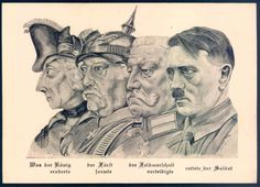"German WW2 ""Leaders of Germany"""