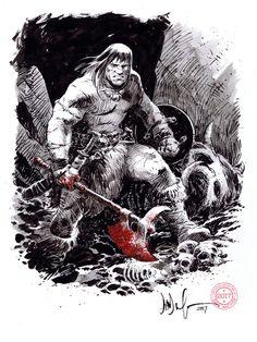Dave Wachter's Conan
