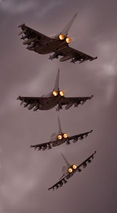 pinterest.com/fra411 #aircraft - 'Eurofighter Typhoon'
