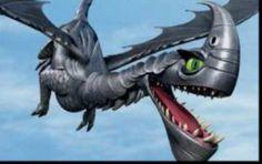 Razorwhip dragon (this one is Windshear, Heather's dragon)
