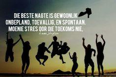 Gewoonlik so #studentelewe #alleskomtot'neinde Afrikaans Quotes, Africans