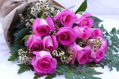 Regalos para el Día de la Madre: Fotos de ramos de flores