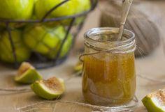 mermelada-higos-thermomix Jam Recipes, Pickles, Cantaloupe, Cucumber, Fondant, Cooking, Food, Gastronomia, Slushies