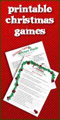 Fun Christmas Party Games