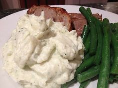 "Primal Journey: Rosemary & Garlic Mashed Cauliflower ""Potatoes"""