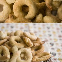 St. Vincent's Sweet Breadsticks