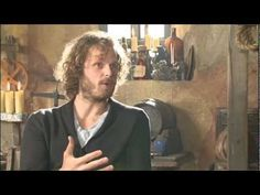 Rupert Young tells us why Sir Leon is the real star of Merlin || I've been WAITING for an official video of this! OMMMMMGGGG! Yes!