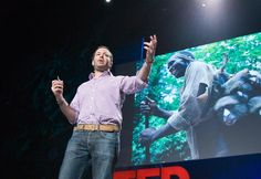 Virus hunter Nathan Wolfe is outwitting the next pandemic by staying two steps ahead: discovering deadly new viruses where they first emerge -- passing from animals to humans among poor subsistence hunters in Africa -- before they claim millions of lives.