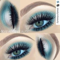 Good morning early risers of the east coast!!! Go back to sleep west coast what you doing up? Geez these things launched last night where have you been? Lol jk I know some can't sleep trying to decide what to get and or sneakily adding things to their cart lol.  Look: Coconut, Ibiza, High tide and Effect !! By @drealynnbeauty #colourpopcult #colourpopcosmetics