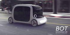 BOT: le #transport en commun du #futur