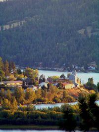 Harrison, Idaho, south Lake Coeur d'Alene. www.southlakecda.com