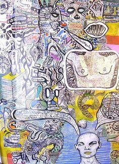 Genesis / frag   @torremayado #art #artist artwork #artfair  @artbasel @arteinformado
