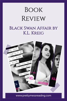 Looking for a new romance book to read? I have the perfect book right here for you. Black Swan Affair has everything you could ever need in a romance book. Check out this spoiler free review to see for yourself. #bookblogger #romancebooks #romancenovels #romancequotes New Romance Books, Romance Quotes, Romance Novels, A Girl Like Me, My Love, Good Books, My Books, Best Book Reviews, Kid Sister