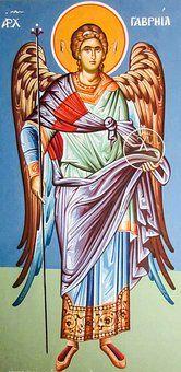 Gabriel, Ängel, Religion, Himlen