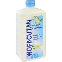 WOFACUTAN medicinal Waschlotion: Wofacutan ist eine besonders sanfte Waschlotion für empfindliche und sensible Haut. Wofacutan Waschlotion…