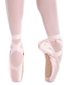 ENERGETIKS POLETTE PRO POINTE SHOE | Energetiks Online Store #energetiks pointe shoes
