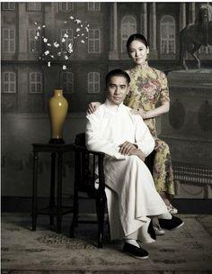 Tony Leung 梁朝偉 and Zhang Ziyi 章子怡 in The Grandmaster