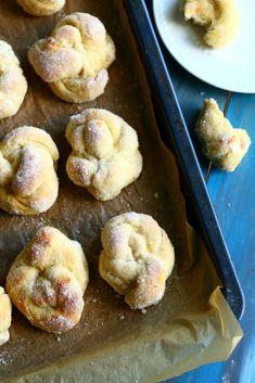 Pullista parhaat; kristallipullat - Suklaapossu Doughnut, French Toast, Muffin, Food And Drink, Sweets, Snacks, Breakfast, Desserts, Baking Ideas