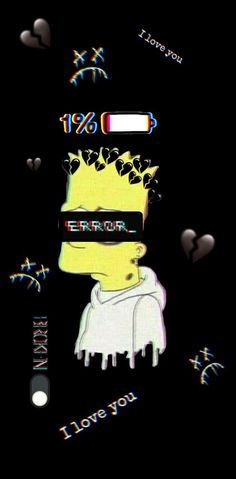 Sad Bart wallpaper by SharkRo - 4e2d - Free on ZEDGE™