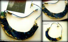 """Pandora"" handmade necklace by Little Miss Cupcake's Art Creations"
