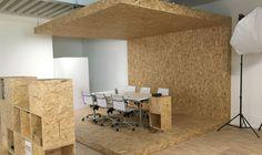 Meeting room in office Grafik Design, Planer, Divider, Furniture, Home Decor, Temporary Architecture, Interior Designing, Decoration Home, Room Decor