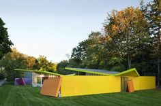 The Shelter Island House Architecte: Stamberg Aferiat Location: Shelter  Island, New York, USA Year: 2010