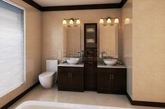 bathroom cabinets and vanities | ... Designed, Precision Crafted Bathroom & Kitchen Cabinetry Since 1982