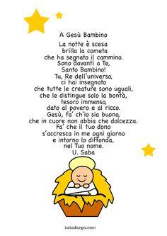 Poesie Di Natale In Siciliano.Poesia Natale Poesia Natale Scuola Materna Brevi Poesie