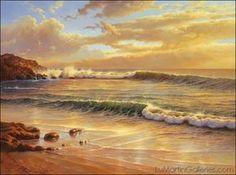 Lu Martin Galleries - Laguna Beach   Alfredo Gomez – Seascape Collection