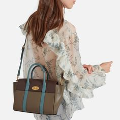 Shop the Small New Bayswater Bag in Clay ca8e9f6169407