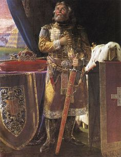 In 1389, Prince Lazar, a kind of Serbian King Leonidas, stopped the Ottomans hordes from advancing into Europe. Outnumbered more than three to one, he died at the battle of Kosovo which left both armies virtually destroyed. By the time, after finally conquering Serbia in 1459, that the Ottomans marched onto Vienna, Europe was ready and they were repelled. Had the Serbs not stopped them in Kosovo in 1389 however, the outcome would likely have been much less favourable.