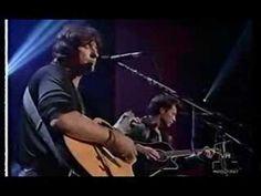 Jon Bon Jovi and Richie Sambora--Bridge Over Troubled Water...wow can Richie sing