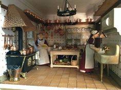 Resultado de imagen de cocinas alpujarras XIX
