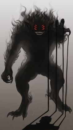 Shadow monster mythology - Google Search