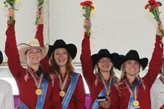 The youth need to carry on the traditions that fuel the passion for our horses