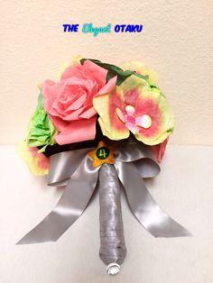 Sailor moon bouquet wedding bouquet sailor by TheElegantOtaku
