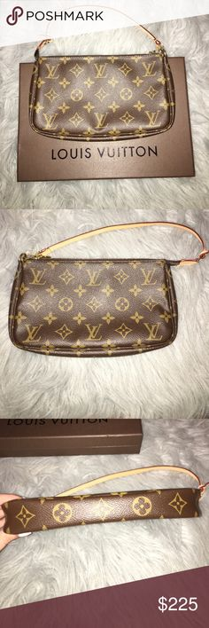 NWT Authentic Louis Viutton Shoulder Bag Brand new never used!!! Comes with the original box. Given to me as a gift, but I have another one just like it, so selling this one. Louis Vuitton Bags Shoulder Bags