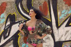 What happens when Pink meets Army? Army Love, Wonder Woman, Superhero, Pink, Women, Fashion, Moda, Fashion Styles, Wonder Women