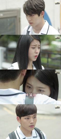 [Spoiler] 'Orange Marmalade' Seolhyun ardently reveals to Lee Jong-hyun she likes Yeo Jin-goo so much @ HanCinema :: The Korean Movie and Drama Database