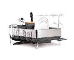 RuMah casa, cocina & más - Escurridor de platos de acero dishrack - Cocina - Organización